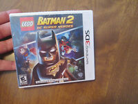 LEGO Batman 2: DC Super Heroes (Nintendo 3DS, 2012) Video Games