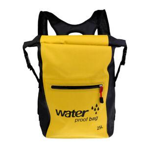 Sac-a-Dos-Impermeable-a-L-039-eau-Bagage-Pour-Canoe-Kayak-Bateau-Surf
