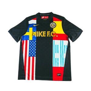 Men S Brand New Nike World Cup Athletic Fashion Design Era T Shirt 886872 011 Ebay