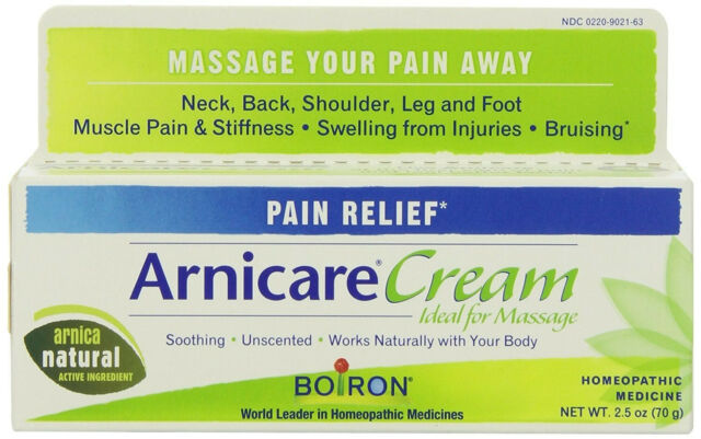 Arnica pain relief cream **The best for Pain** Natural, Max Strength, Effective*