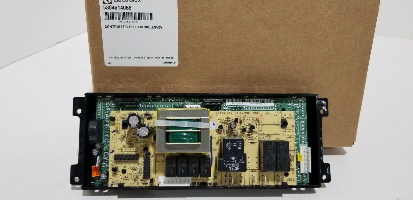 5304514065 FRIGIDAIRE RANGE ELECTRIC CONTROL