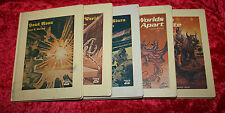 Lot of 5 Space Police Books by Leo P. Kelley