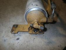 Caterpillar Cat 3204 Diesel Engine Fuel Filter Base Assembly 9l9656 Loader 910