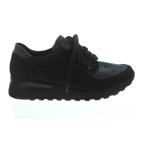 stretch H Hiroko lacca nubuck soft sneaker Ocean Ranger Notte H64007 larghezza aXxwdq7wn