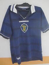 Trikot C44 Schottland Fußball Nationalmannschaft in Größe M