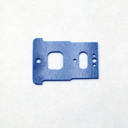 XTREME HELI ALIGN T-REX 250 BLUE G-10 BATTERY TRAY 11751GB FLYBAR LESS RTF