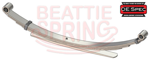 Rear Leaf Spring for Ford F-250 F-350 Superduty OE Spec SRI Certified
