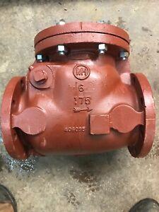 Nice phrase 6 swinging check valve cast iron