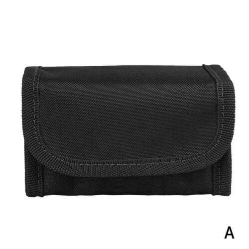 Tactical Molle Gauge Belt Shotgun Shell Ammo Pouch Stroage Holder Bag Waist W5H1