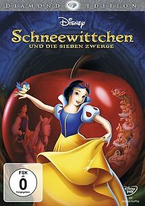 Schneewittchen-und-die-sieben-Zwerge-Diamond-Edition-NEU-amp-OVP-Walt-Disney