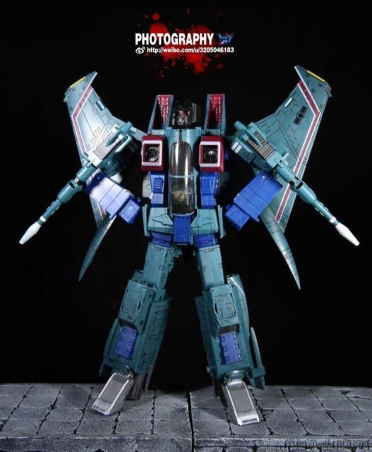 Transformers Robot Hero oversized MP11 CG 01//02//03//04 Skywarp Starscream figure