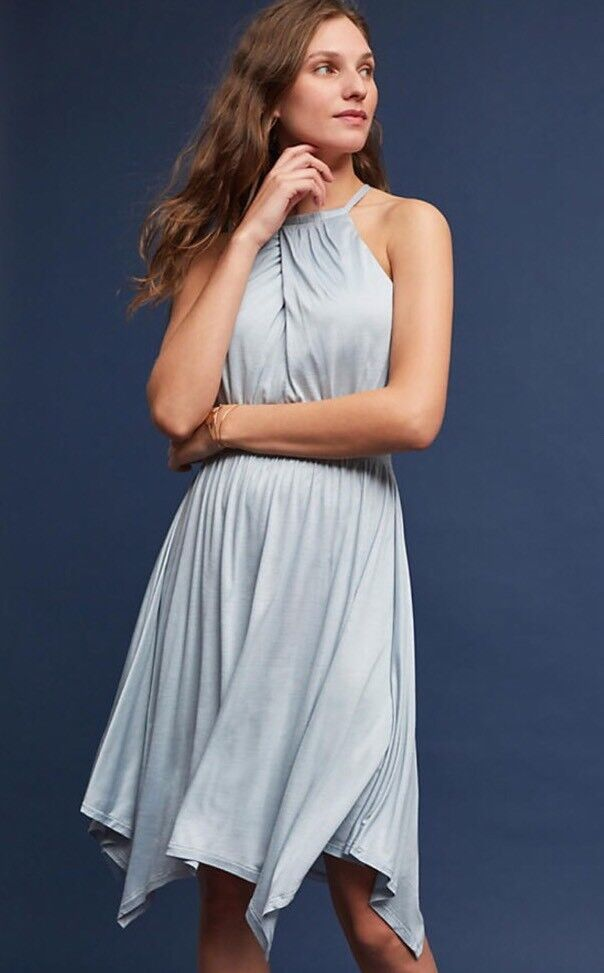 Rochelle Halter Mini Dress Size XL By Moulinette Soeurs NWT