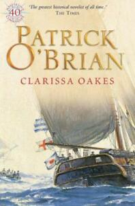 Clarissa-Oakes-by-Patrick-O-039-Brian-NEW-Book-FREE-amp-Paperback