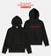 BTS-Speak-Yourself-Tour-OFFICIAL-Hoody-Zip-Up-Hoodie-Film-Strip-Overlay-T-Shirt miniature 2