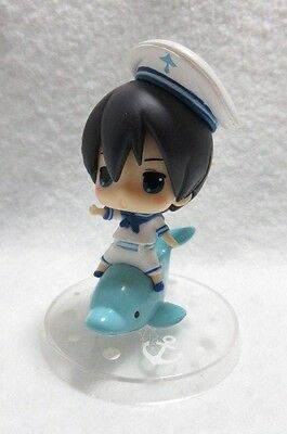FREE! Iwatobi Swim Club TAITO Deformed figure Vol.1 HARUKA NANASE