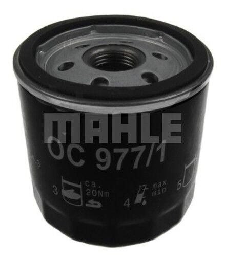 Engine Oil Filter Mahle OC 977/1