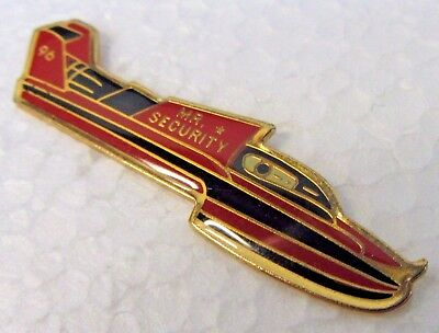 """Realistic 1996 Seattle Seafair Mr Racing-other Security 2"""" Hydroplane Boat Racing Tack Pin"""