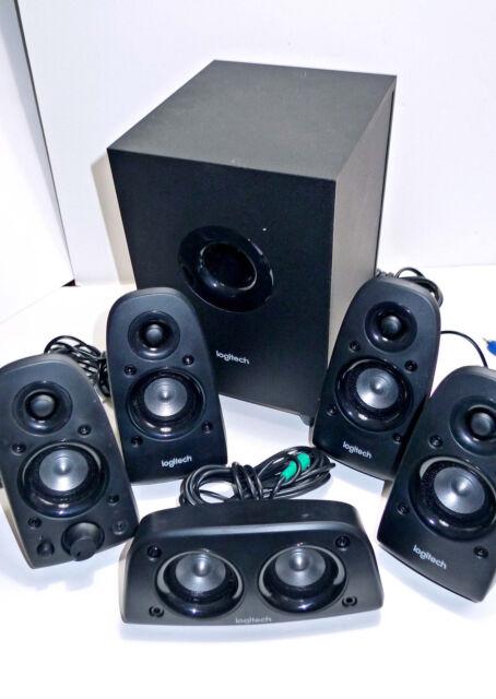Logitech Z-506 Speaker System