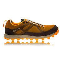 Haglofs Gram Pulse Mens Orange Black Cushioned Walking Sports Shoes Trainers