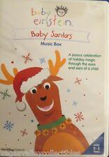 Baby Einstein: Baby Santas Music Box (DVD, 2004)