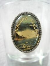 "NIAGARA FALLS NY souvenir  2 1/4"" Shot Glass"