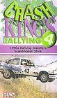 Crash Kings - Rallying 4 (VHS, 2000)