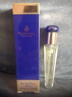 Victoria's Secret victoria Vintage Eau De Cologne Spray .38 Fl Oz - In Box