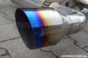 Invidia-Gemini-Edelstahl-Titan-Sportauspuff-Auspuff-Abgasanlage-Nissan-350Z-Z33