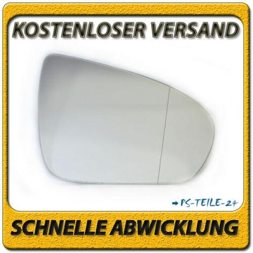 Miroir de verre pour mercedes slk r171 Facelift 08-11 droit asphärisch rétroviseurs extérieurs