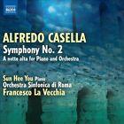Alfredo Casella: Symphony No. 2; A notte alta (CD, Jun-2010, Naxos (Distributor))