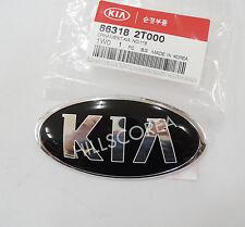 Genuine OEM Front KIA Logo Emblem For KIA RIO 12-16 / FORTE & KOUP 14-15