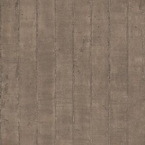 Essener-Papel-pintado-g56240-Steampunk-Concreto-Aspecto-marron-oscuro-de-Pared