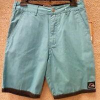 Quicksilver Men's Shorts double Side -- Color Nbl