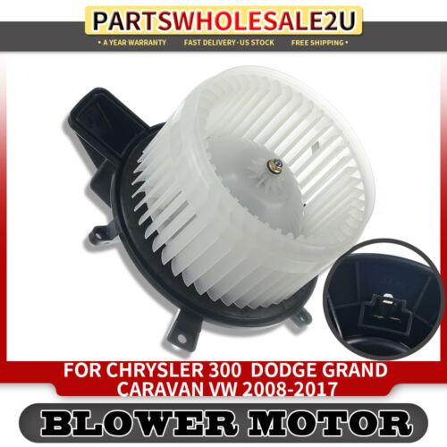 Genuine Chrysler 68029719AB Blower with Motor Wheel