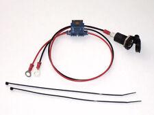 Bordsteckdose Nachrüstsatz für BMW Motorrad u.a. - Borddose mit Schutzdeckel