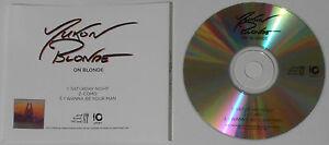 Yukon-Blonde-Saturday-Night-Como-I-Wanna-Be-Your-Man-Promo-CD-Single