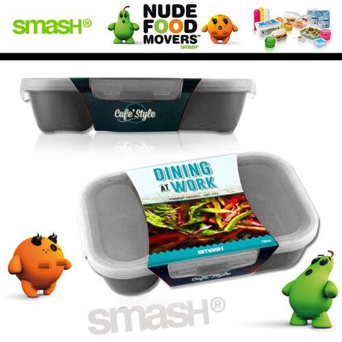 Smash-Nude Food Movers-Boîtier plat noir
