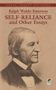 Self-Reliance-and-Other-Essays-Dover-Thrift-Editions-by-Ralph-Waldo-Emerson