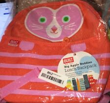 Cornelia Cat Built NY 5178570 Big Apple Buddies  Water Resistant Polyester Backpack