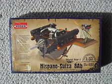 Roden 1/32 Hispano-Suiza 8Ab (180 hp) Engine