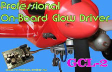 RC Programmable On-Board Glow Driver (GCL-2) for Nitro Engine