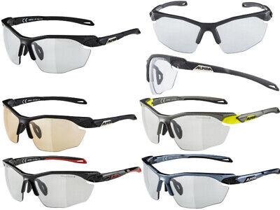 ALPINA Erwachsene Twist Five HR VL Sportbrille