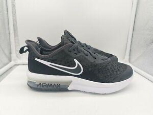 Détails sur Nike Air Max Sequent 4 EP (GS) UK 4.5 Anthracite Noir Blanc CD8521 001 afficher le titre d'origine