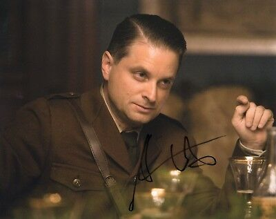 Movies Shea Whigham Boardwalk Empire Elias Thompson Signed 8x10 Photo W/coa Hot Sale 50-70% OFF Photographs
