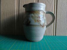 Prickwillow Pottery Jug - Cambridgeshire Studio Stoneware - Rare / VGC