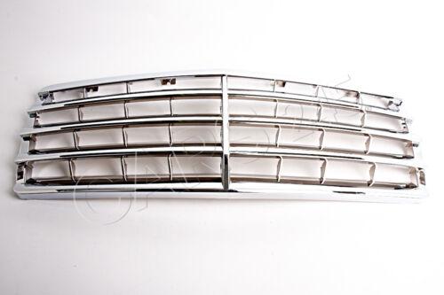 NEW Zentral Kuhlergrill Gitter Grill fur  MERCEDES BENZ W124 SPORT  1993-1996