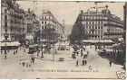 69 - cpa - LYON - Place et rue de la République - Monument Carnot ( i 1710)