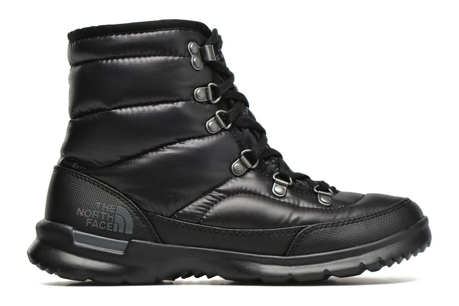 Damen The North Face Ii W Thermoball Lace Ii Face Sportschuhe Schwarz ad35e3