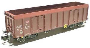MTR-N-DB-AG-Holztransportwagen-Bauart-Ealos-x-braun-ME100201-D-NEU-OVP