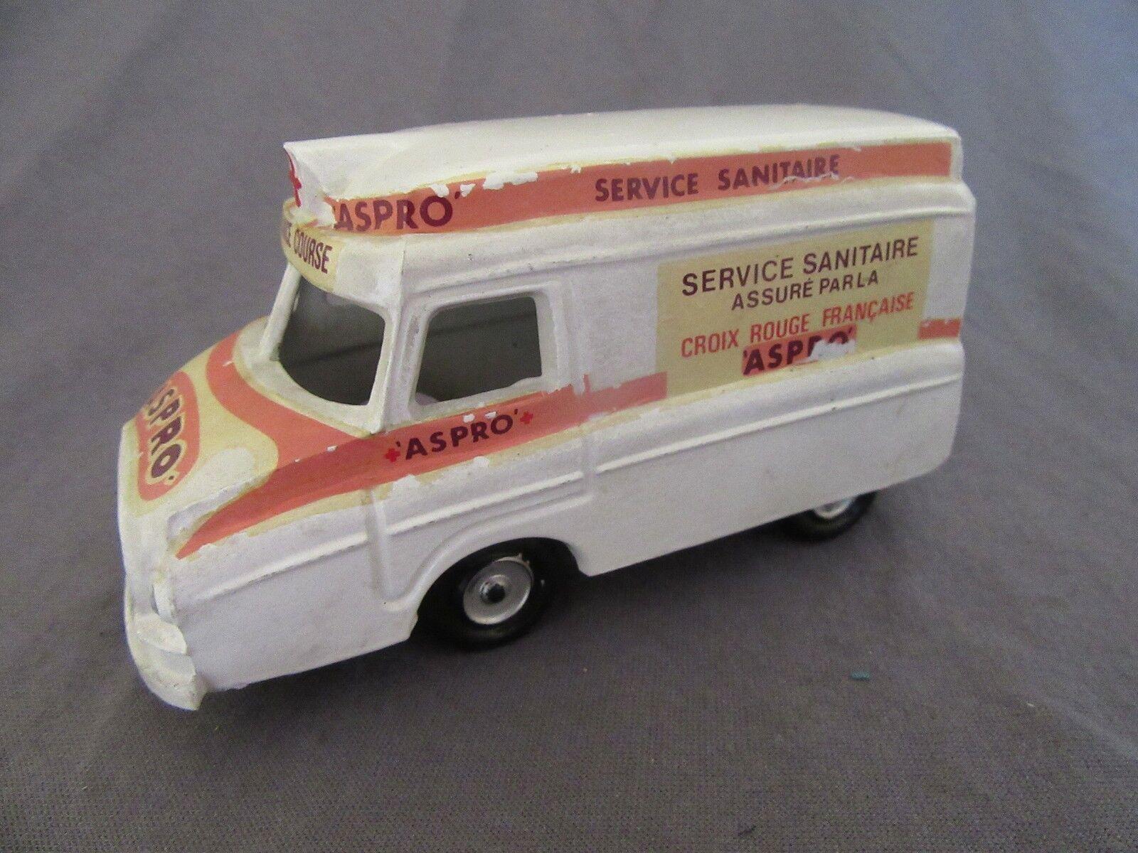 864F Vintage Salza Alu Citroën H TDF Aspro Ambulance 1 40